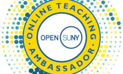 Online Teaching Ambassador badge